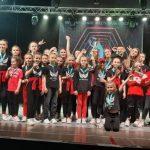 5 перших премій. Вихованці студії сучасного танцю Be free в Києві вибороли перші місця